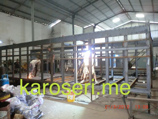 Workshop Karoseri Bak Besi AKAP