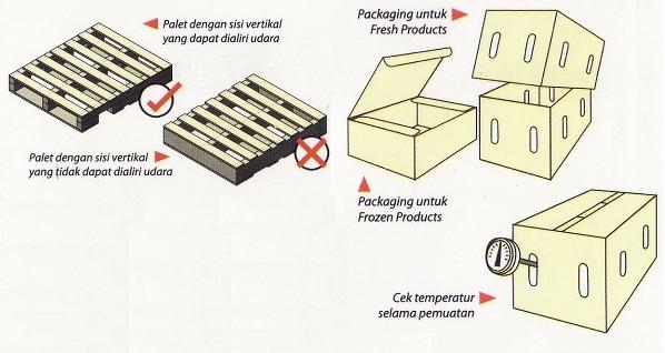 Karoseri box freezer