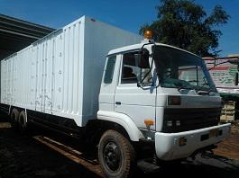 Karoseri baru truk lama