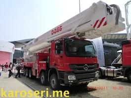 Karoseri truk china