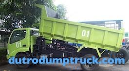 Karoseri dump truck Hino Dutro 130 HD