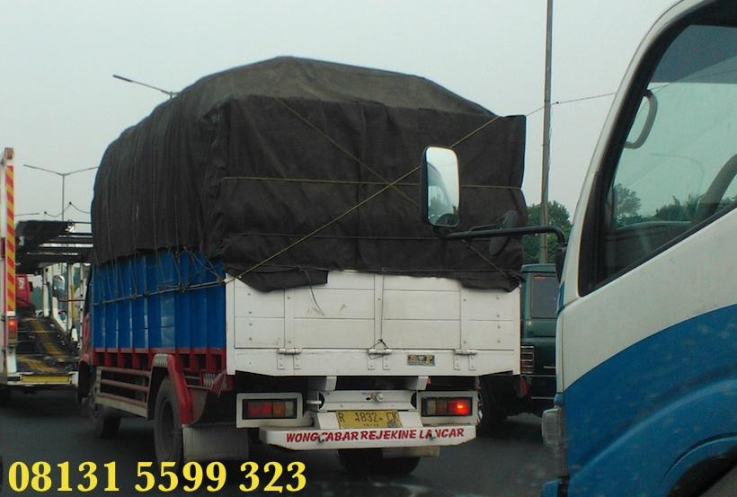 Pesan karoseri bak truck