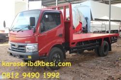 karoseri-bak-truk-flatbed-toyota-dyna