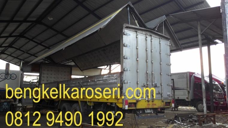 repair dan repair karoseri wing box