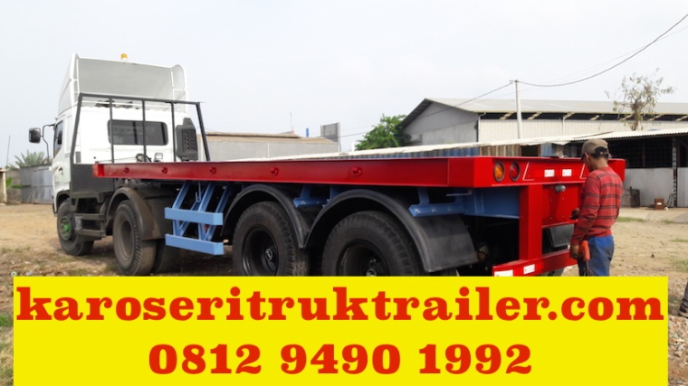 finishing-lampu-kelistrikan-karoseri-trailer-20-ft