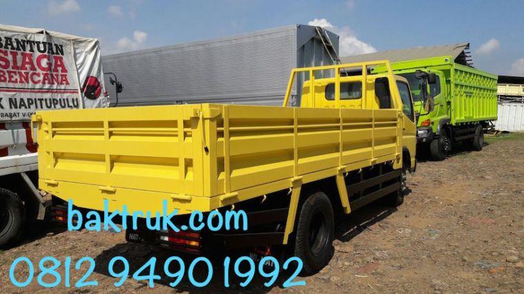 karoseri-bak-truk-drop-side-3-pintu-mitsubishi-canter-colt-diesel-fe-74-hd-farid-belakang