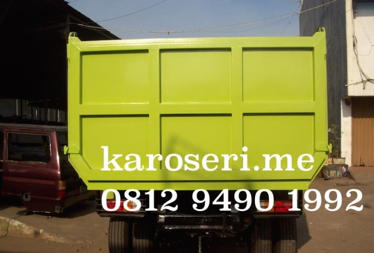 karoseri dump truck kapasitas dump truck 7 kubik