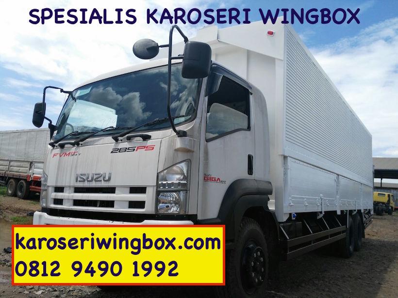 karoseri wingbox paling pas untuk anda