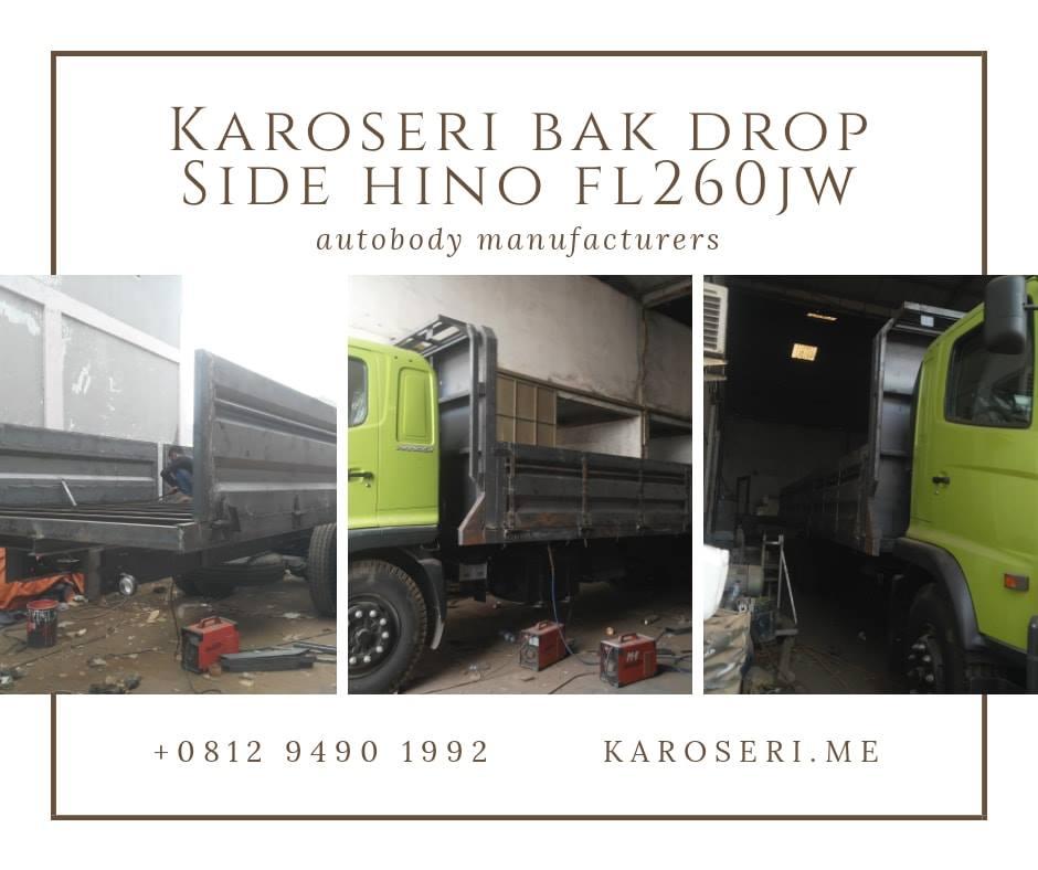 karoseri-bak-truk-drop-side-hino-fl260jw-dgmi